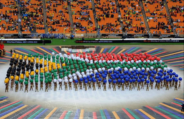 Why AFCON 2013 Stadia Have Been Mostly Empty