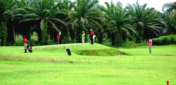 Beige Village Golf Resort