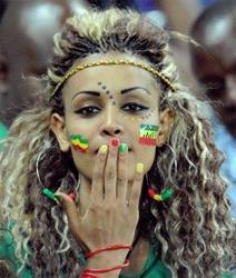 Ethiopian Fan
