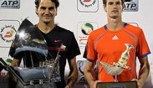 Roger Federer and Andy Murray contested the 2012 final.(Photo: Getty Images)