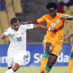 Ivory Coast vs Algeria (Getty Images)