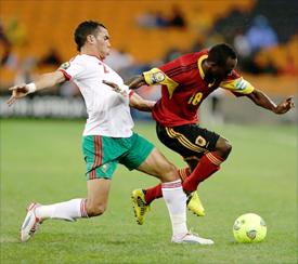 Morocco Angola