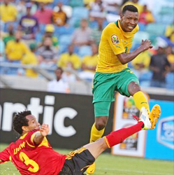 South Africa vs Angola