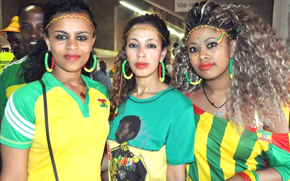 Ethiopian Fans