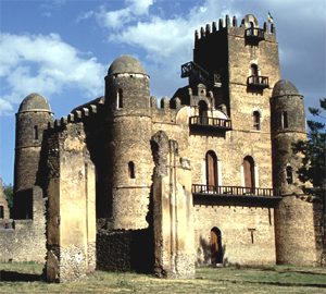 Castle in Gondar