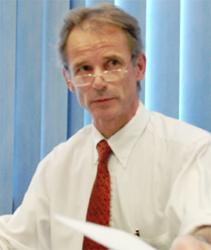 Jan Mikkelsen, Country Representative of the IMF
