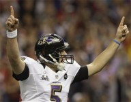 Lights out Super Bowl! Ravens make final stand to beat Niners for NFL title