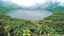 Mount Bisoke Crater Lake Hike