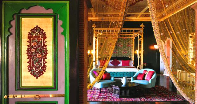 Taj Palace Marrakech (Photo: The Leading Hotels of the World - LHW)