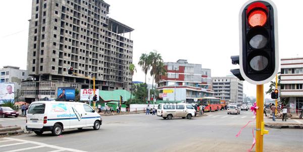 Addis Abeba Traffic Lights