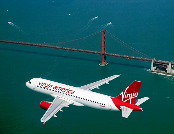 Virgin America Announces new nonstop service to Austin and Anchorage