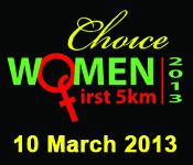 Womens 5k Logo