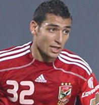 Ahmed Shokry of Al Ahly