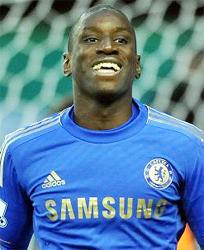 Demba Ba of Chelsea & Senagal