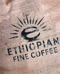 Ethiopian Coffee Export