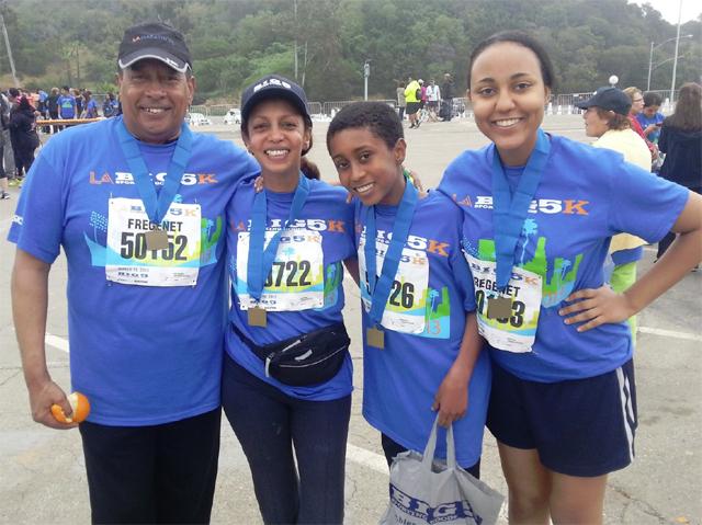 Fregenet Runners