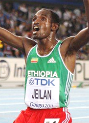 Ibrahim Jeilan (Photo: Getty Images)