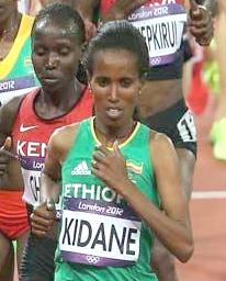 Werknesh Kidane (Photo: Getty Images)