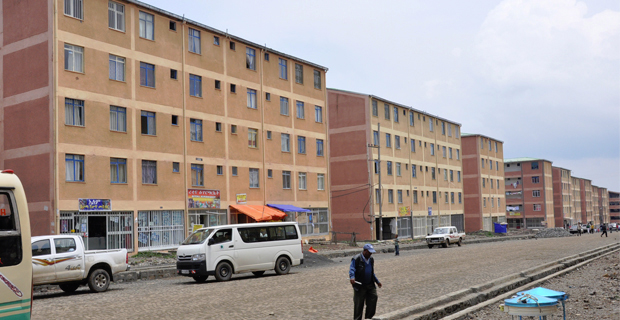 Cheffe Condominium (Photo: Addis Fortune.com)