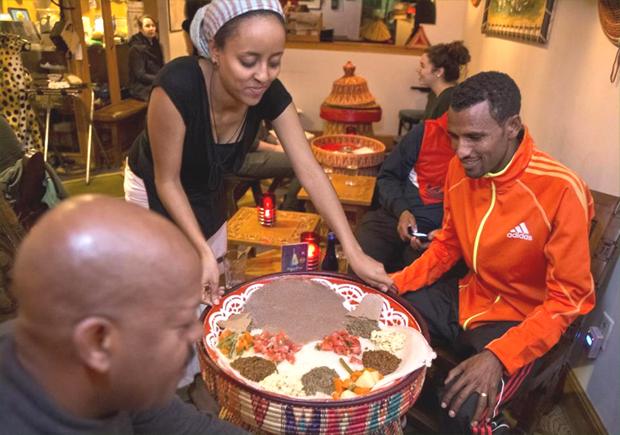 Gebre Addis Restaurant