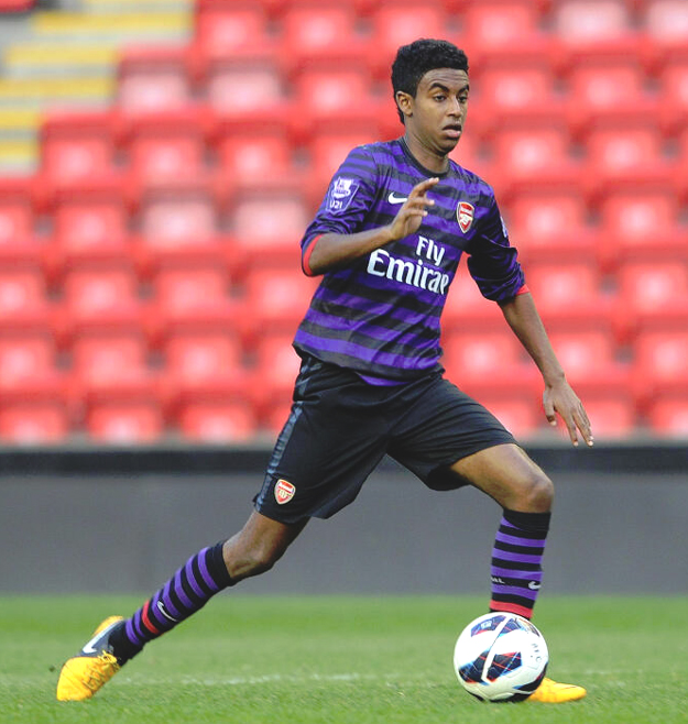 Gedion Zelalem Arsenal
