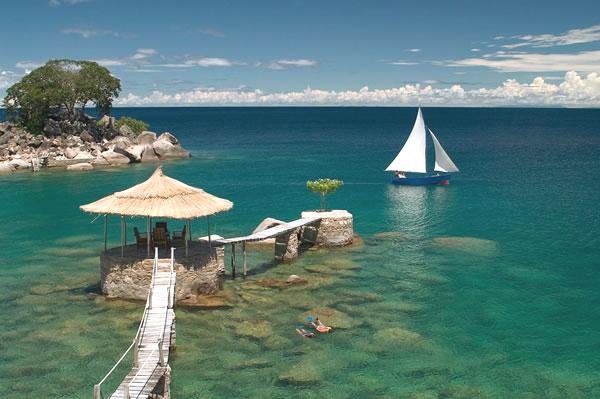 Honeymoon Island (Photo: Kaya Mawa)