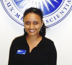 Jalene Regassa (Photo: web.colby.edu)
