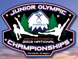 Portland to Host 2013 USA Gymnastics Men's Junior Olympics National Championships