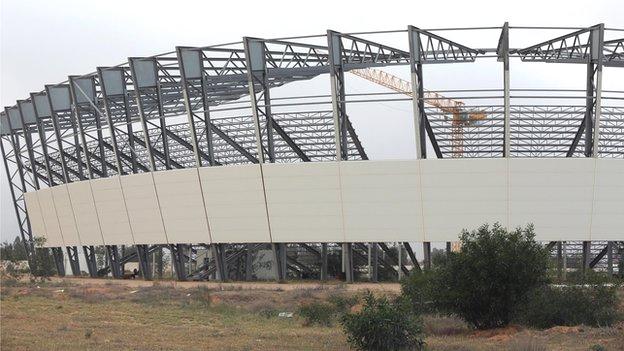 Libya Stadium