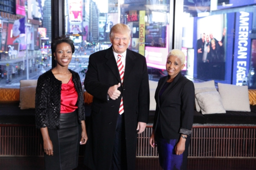South African Tourism Unveils Landmark What's Your BIG 5? Campaign On NBC's Hit Show 'All-Star Celebrity Apprentice'. (PRNewsFoto/South African Tourism North America)