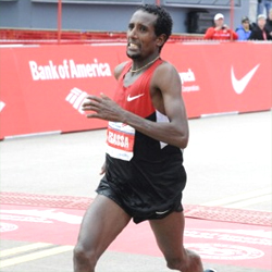 Tilahun Regassa (Photo: SuperSport.com)