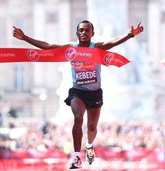 Tsegaye Kebede (Photo: Getty Images)