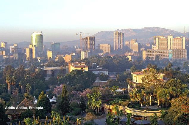 Addis Ababa AU