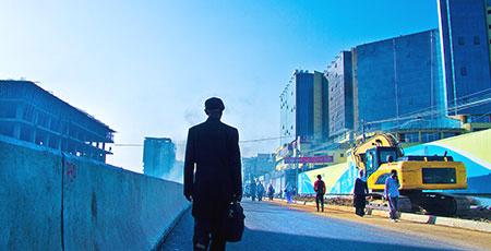 Addis Ababa Transformation