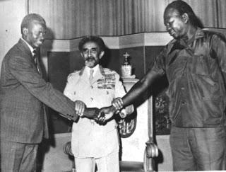 Emperor Haile Selassie, the African Diplomat