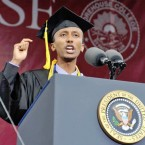 Meet Morehouse College's 2013 Valedictorian, Betsegaw Tadele, a Future World Leader