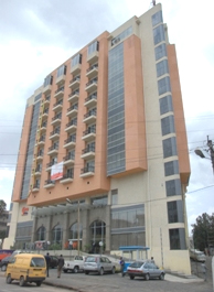 Capital Hotel and Spay