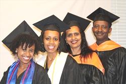Essaw Family Graduation