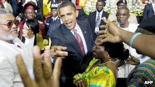 Obama Ghana