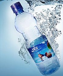 Yes Bottle Water
