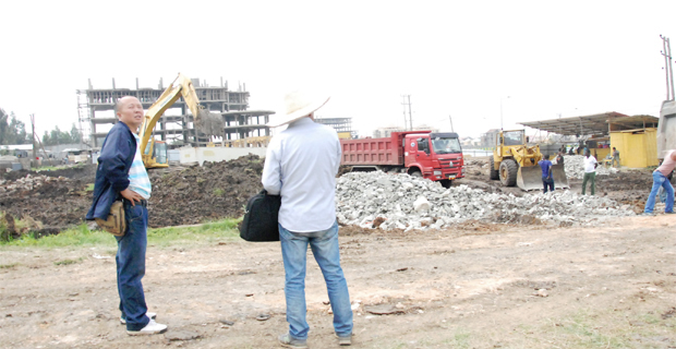 Chinese Company Targets Real Estate Makeover – Ethiosports