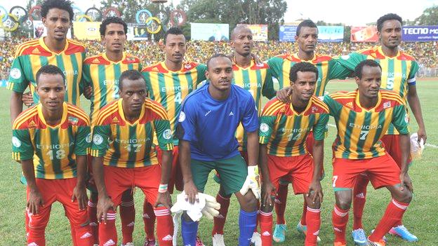 Ethiopia FIFA