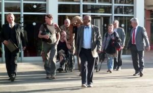 Ethiopian rebels free two German tourists