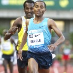 Kenenisa Bekele to run London Marathon with eye on world record