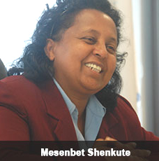 Mesenbet Shenkute