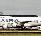 "Top Travel Magazines Name South African Airways ""Best Airline to Africa"""