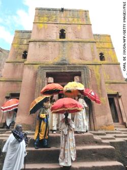 St George Church Lalibela