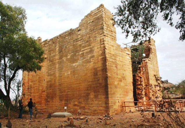The Great Yeha Temple to be renovated