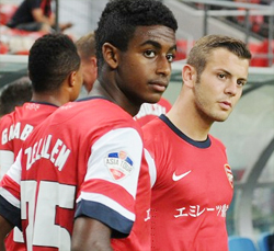 Gedion Zelalem Jack Wilshire