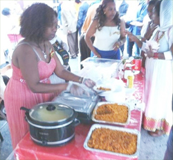 """Aurora's Ethiopian community celebrates """"culture of sharing"""""""